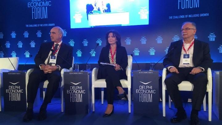 Β. Μεϊμαράκης: Θέλω να υπηρετήσω τον μέσο Έλληνα - Ευρωπαίο πολίτη