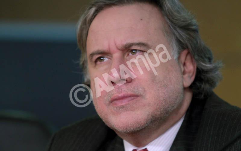 Ο αναπληρωτής υπουργός Διοικητικής Μεταρρύθμισης  Γιώργος Κατρούγκαλος, Αθήνα, την Τετάρτη 28 Ιανουαρίου. ΑΠΕ-ΜΠΕ/ΑΠΕ-ΜΠΕ/Παντελής Σαΐτας