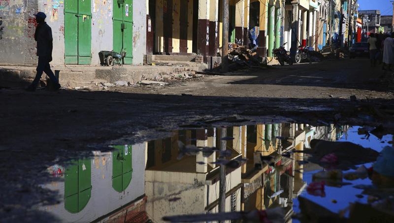 EPA/ORLANDO BARRIA