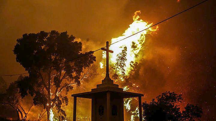 Τριήμερο εθνικό πένθος στην Πορτογαλία για τους 62 νεκρούς από τη δασική φωτιά στη Λεϊρία