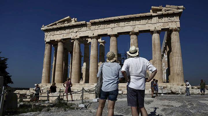 Νικήτρια της τουριστικής χρονιάς η Ελλάδα