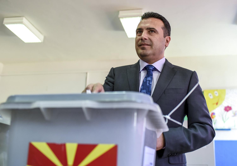 Ο πρωθυπουργός της ΠΓΔΜ στο ΑΠΕ-ΜΠΕ  Ζητάμε στήριξη και βοήθεια από την  Ελλάδα - ΑΠΕ-ΜΠΕ 145420316bb