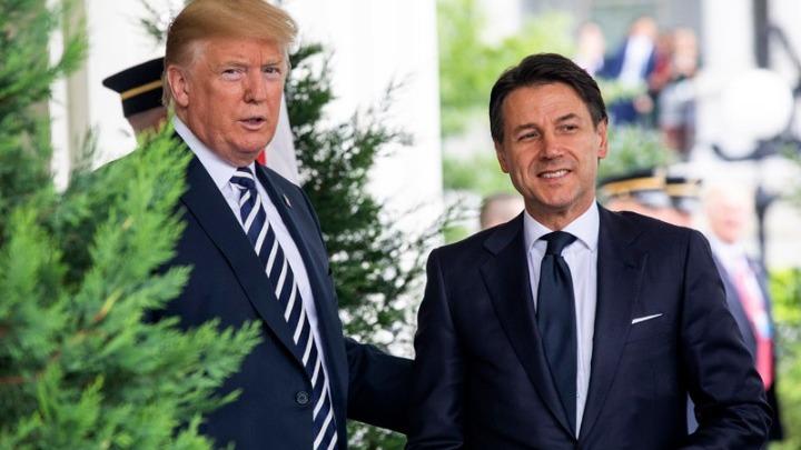 Ο πρωθυπουργός της Ιταλίας Τζουζέπε Κόντε ανήγγειλε τη Δευτέρα ότι  πρόκειται να οργανώσει μια διεθνή σύνοδο με σκοπό να εξεταστούν τρόποι γα  να ... 0199bad82a3