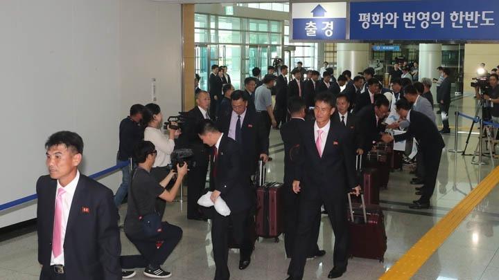 Συνομιλίες υψηλού επιπέδου μεταξύ Βόρειας και Νότιας Κορέας ενόψει νέας  συνάντησης κορυφής 2ca5f531b9b
