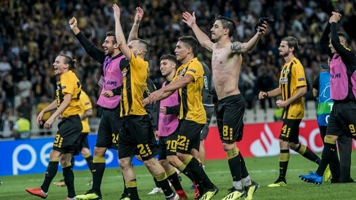 Πάνω από 40 φορές έχουν αναμετρηθεί με ελληνικές ομάδες οι τρεις αντίπαλοι  της ΑΕΚ στον 5ο όμιλο του Champions League. Ωστόσο 9b23a40600e