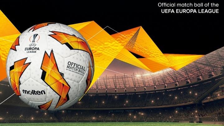 Κύπελλα Ευρώπης   Παρουσίαση της επίσημης μπάλας του UEL από τη Molten -  Δήλωση Μπατίστα στο ΑΠΕ-ΜΠΕ 4fc3bf7bda9