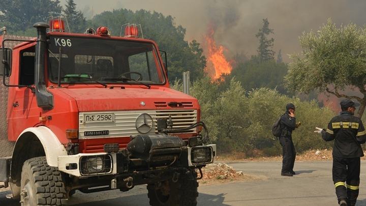 Ελλάδα   Την αποκατάσταση του ρόλου του δασοπυροσβέστη στην πρόληψη των  δασικών πυρκαγιών 42267d28538
