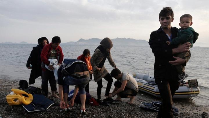 9027a59be310 Ελλάδα   Πάνω από 400 ευάλωτοι πρόσφυγες μεταφέρονται αύριο από τα νησιά  στην ενδοχώρα