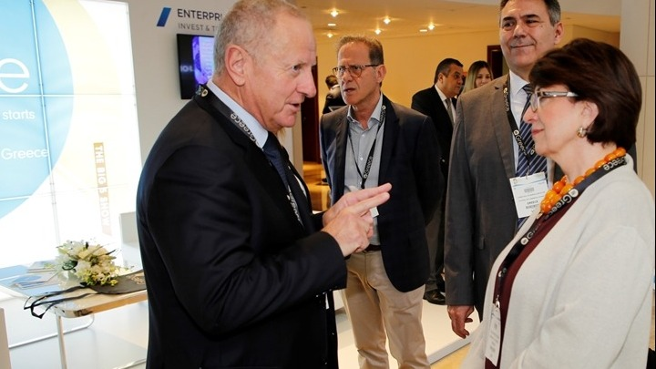 Οικονομία   Γρ. Στεργιούλης στο ΑΠΕ-ΜΠΕ  H Ελλάδα ανοίγει νέους δρόμους 9535e31c812