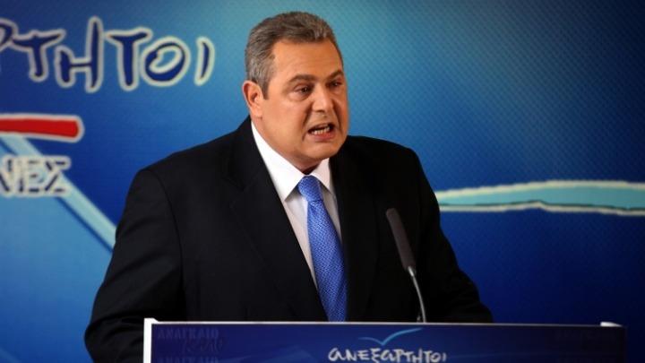 Πολιτική   Π. Καμμένος  Παπαχριστόπουλος και Κουΐκ να παραδώσουν την έδρα  που ανήκει στους ΑΝΕΛ τώρα f8993b64f6f