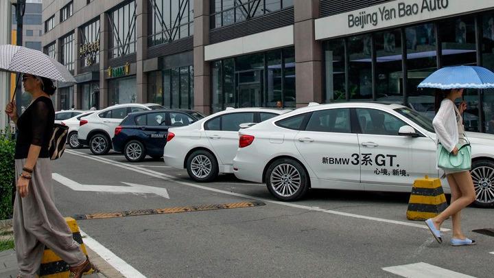 33a7adbe33ad Πεκίνο (Xinhua) - Υποτονική παρέμεινε η κινεζική αγορά αυτοκινήτων τον  Ιανουάριο, με τις πωλήσεις να μειώνονται κατά 15,8% σε ετήσια βάση, σύμφωνα  με τα ...