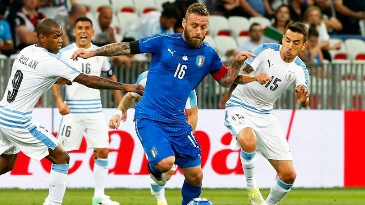 Αποτέλεσμα εικόνας για ντε ροσι εθνικη ιταλιας