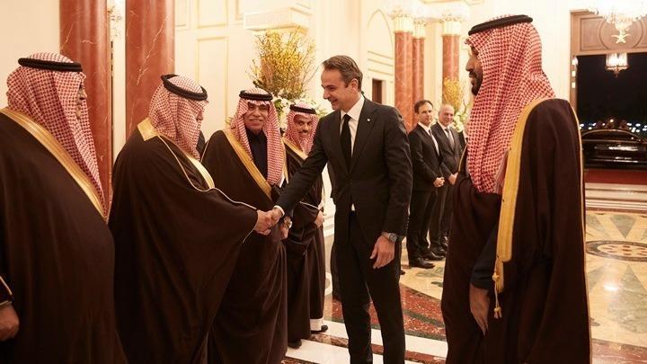 Prime Minister Mitsotakis concludes visit to Saudi Arabia - ΑΠΕ-ΜΠΕ