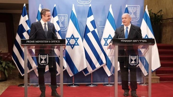 Tourism, regional security, Israeli coronavirus medicine discussed in PM  Mitsotakis-Netanyahu Jerusalem talks - ΑΠΕ-ΜΠΕ