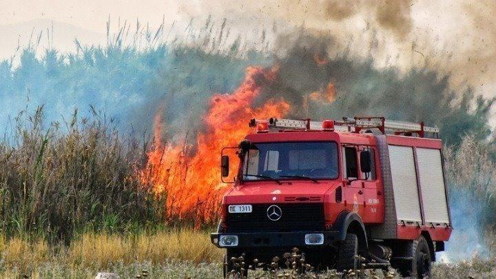 Πυρκαγιά κίνδυνος