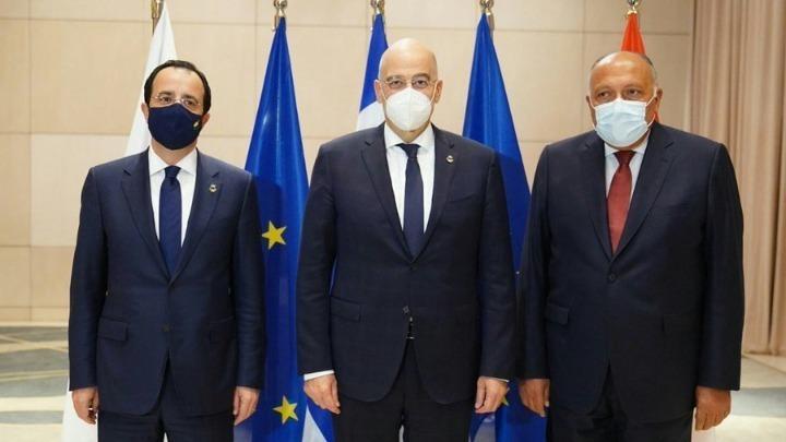 Τριμερής συνάντηση Κύπρου- Ελλάδας- Αιγύπτου στη Νέα Υόρκη