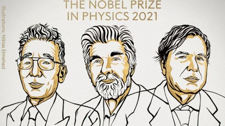 Οι Σ. Μανάμπε, Κλ. Χάσελμαν και Τζ. Παρίζι τιμήθηκαν με το βραβείο Νόμπελ Φυσικής