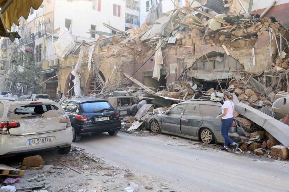 Βηρυτός: Αμέλεια δείχνουν οι πρώτες έρευνες