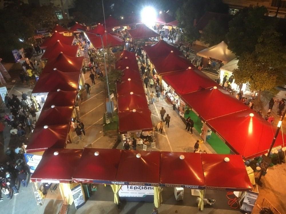 Φεστιβάλ Γεύσεις καθ' Οδόν 2018