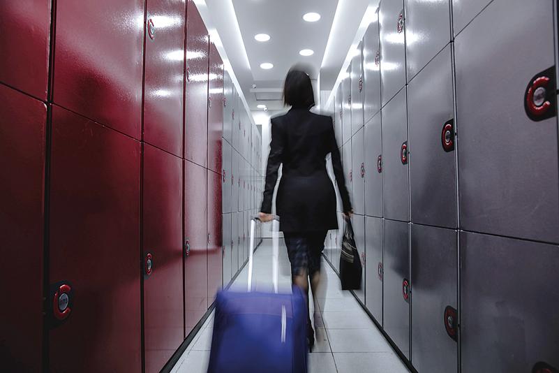 City Lockers: Τι κάνεις όταν χρειάζεσαι προσωρινά ένα ντουλάπι στη Θεσσαλονίκη 2